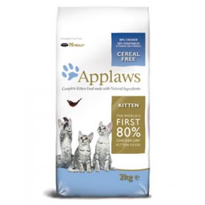 Applaws kassipoegade toit